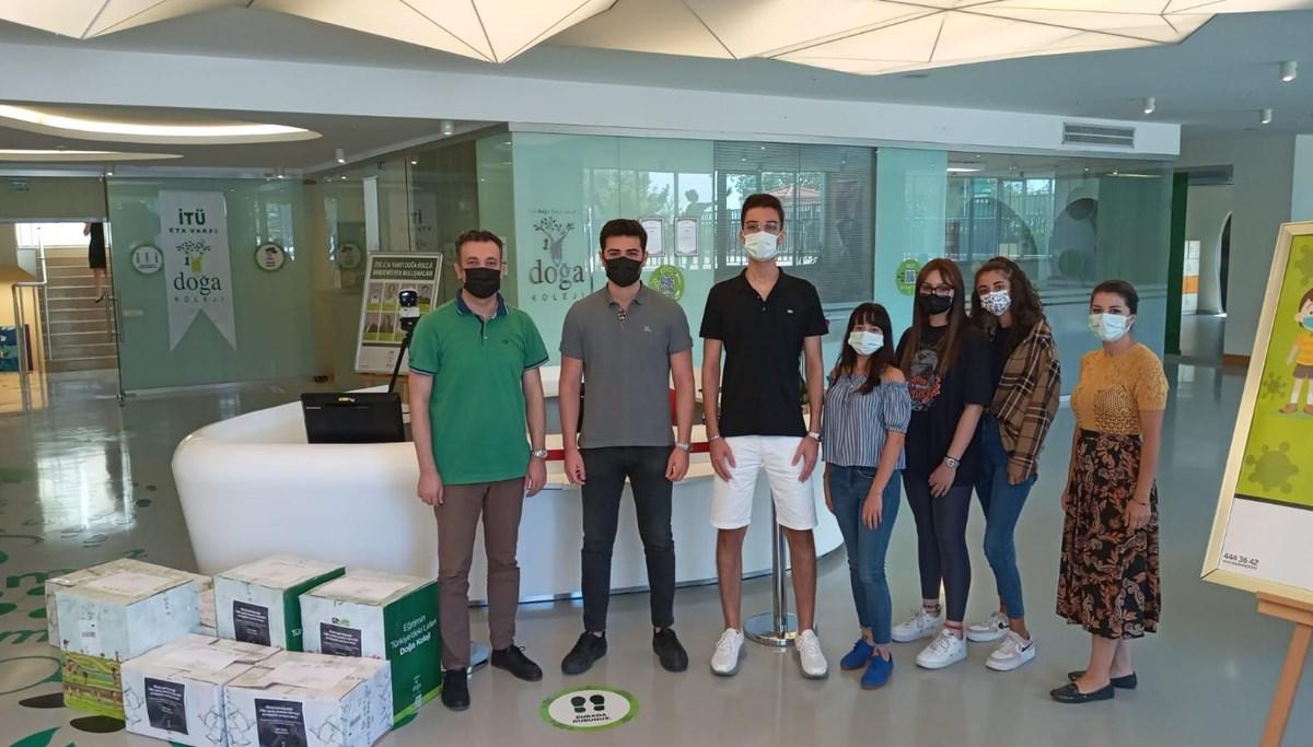 t-MBA Liderlik Akademisi öğrencilerinden afetin yaşandığı Kastamonu ve Sinop'a yardım eli
