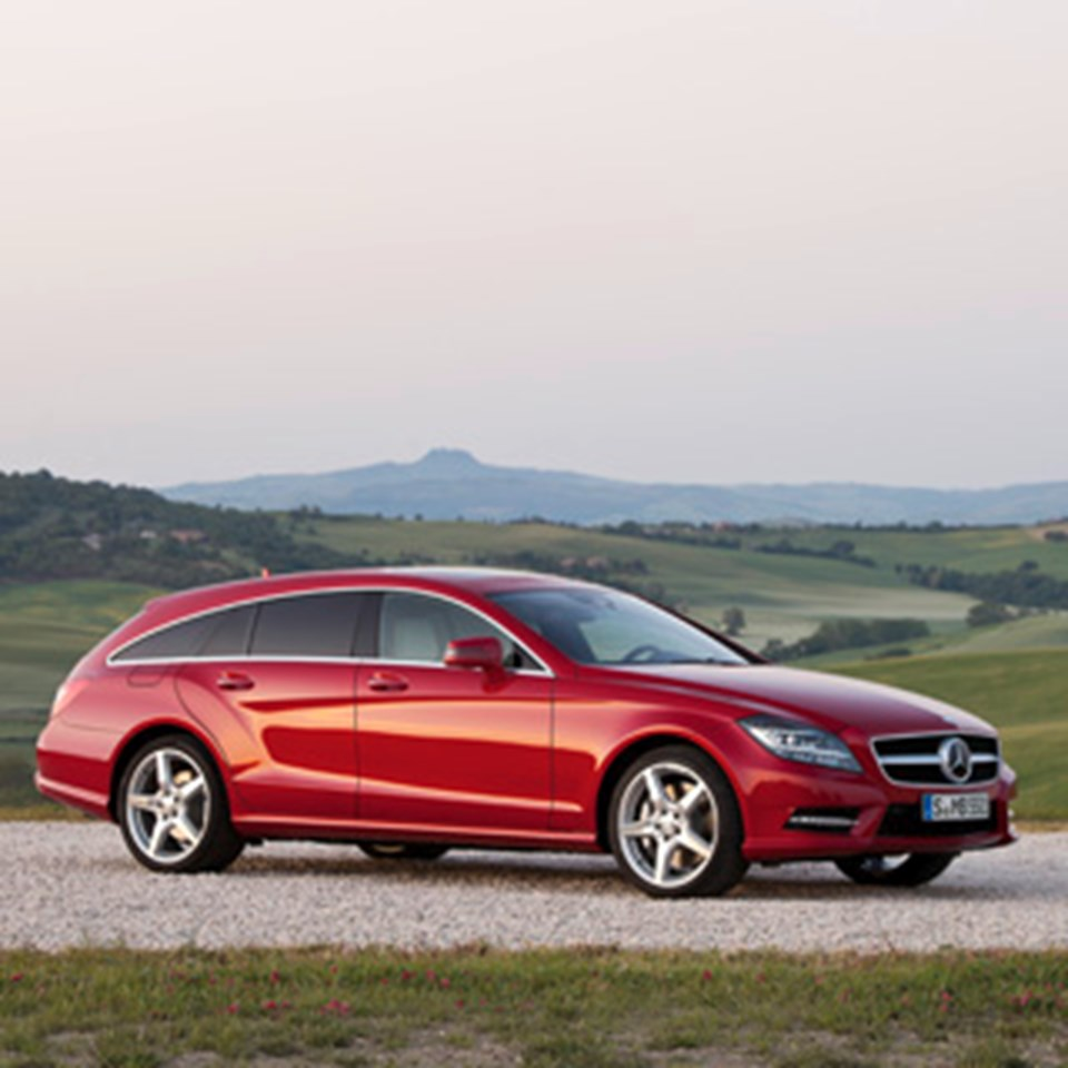 CLS 500 4MATIC Shooting Brake