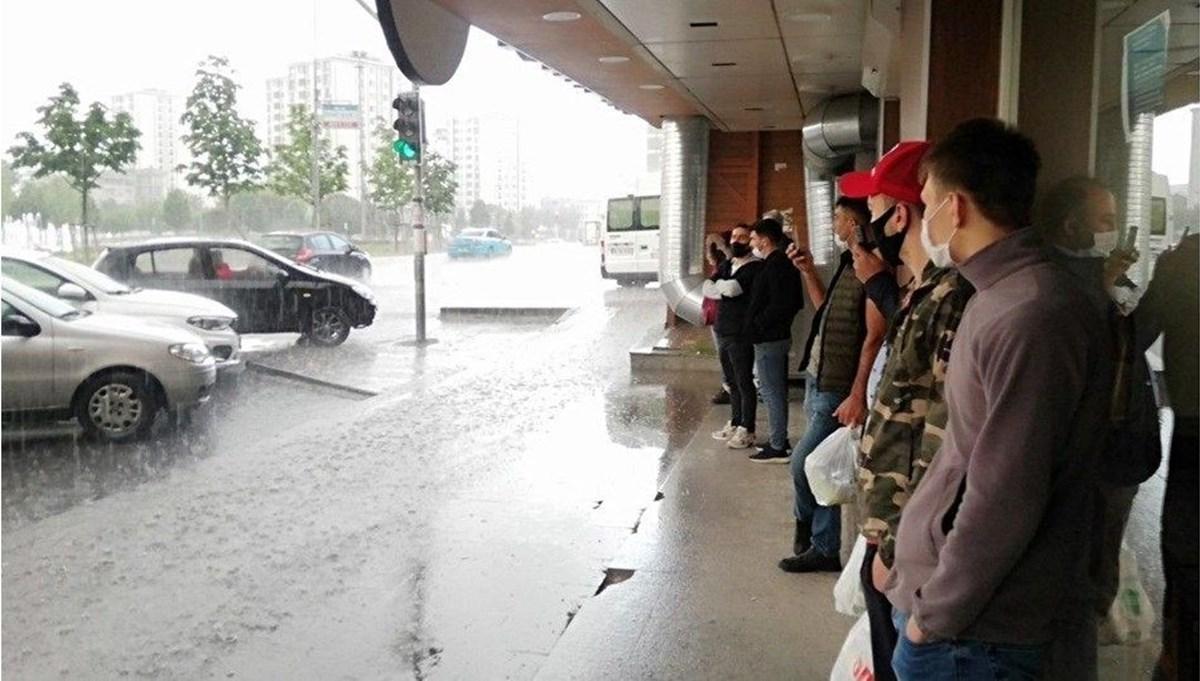 Marmara ve Ege'ye yağmur geliyor: İstanbul'da sıcaklık 10 derece düşecek