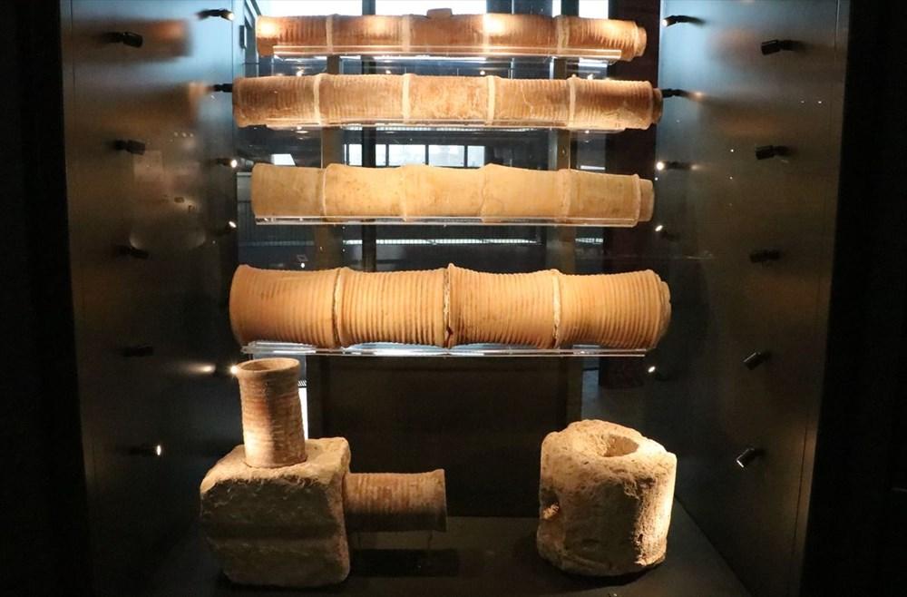 Hatay'da beş dönemin izlerini taşıyan Necmi Asfuroğlu Arkeoloji Müzesi ziyaretçilerini zaman yolculuğuna çıkarıyor - 29