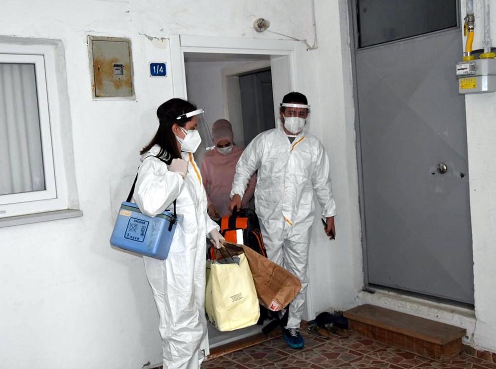 Trakya'da corona virüs yükselişe geçti, önlemler artırıldı - 12