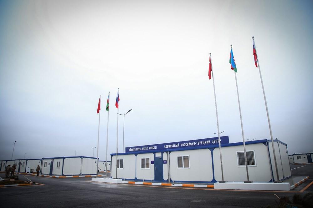 Dağlık Karabağ'da Türk-Rus Ortak Gözlem Merkezi faaliyete başladı - 10