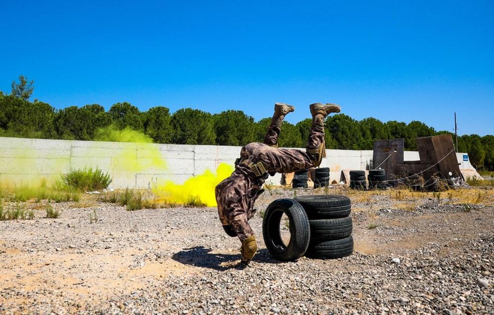 Özel Harekat'tan 35 derece sıcakta zorlu eğitim: Yerli silah 'Çılgın kız' dikkat çekti - 23