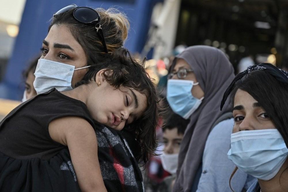İzmir depremi Yunan adası Sisam'ı da vurdu: 2 çocuk yaşamını yitirdi - 17