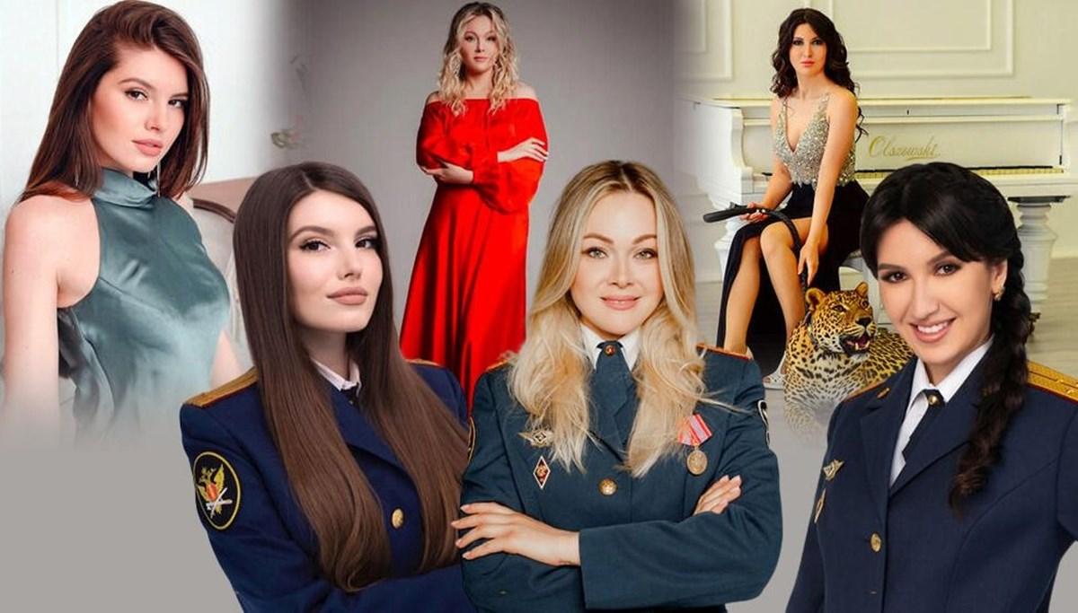 Rusya'da kadın gardiyanlar arasında güzellik yarışması düzenleniyor
