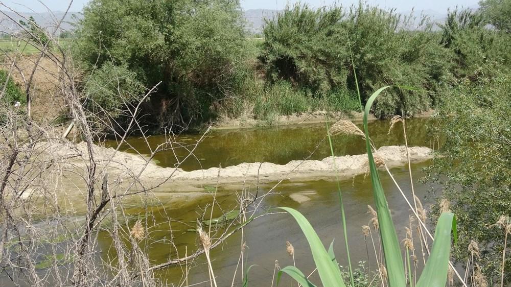 Büyük Menderes Nehri kurudu - 3