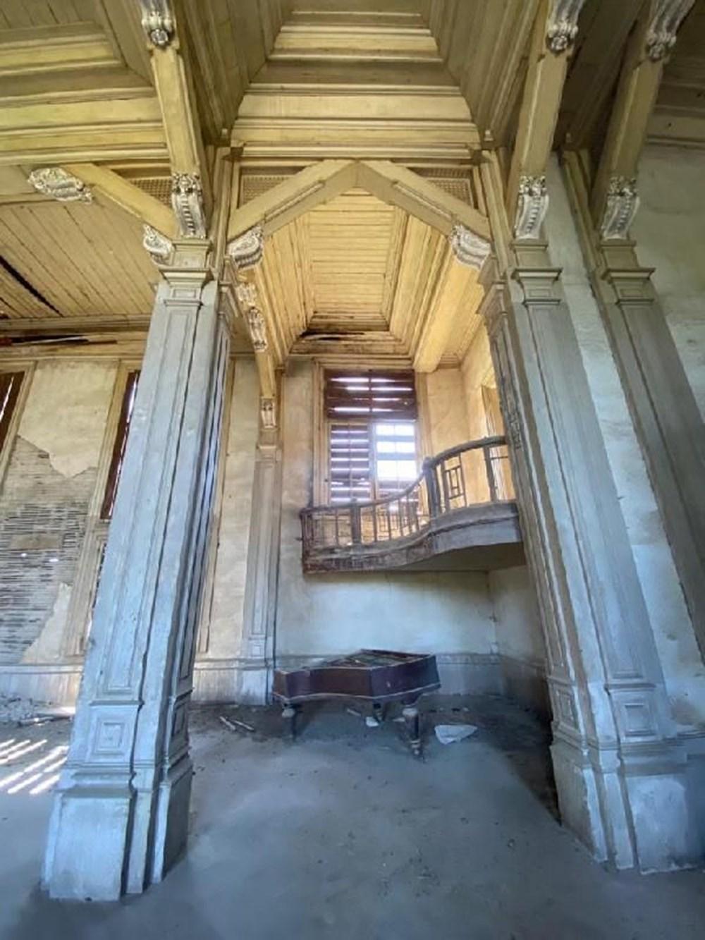 Büyükada Rum Yetimhanesi'nin son hali: İçi görüntülendi - 8