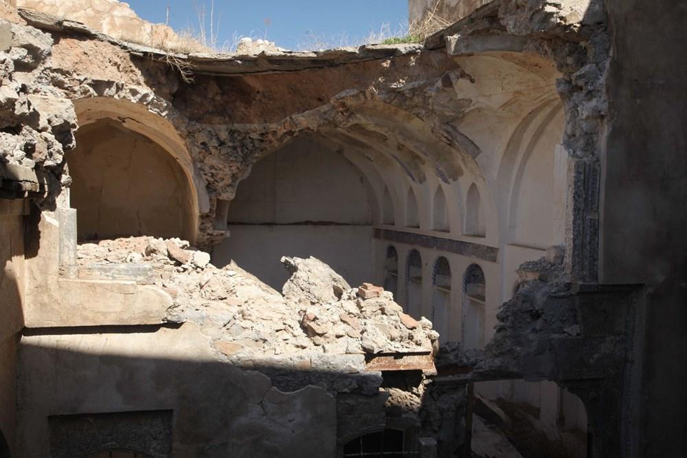 Tarihi Kerkük Kalesi yıkılmanın eşiğinde - 9