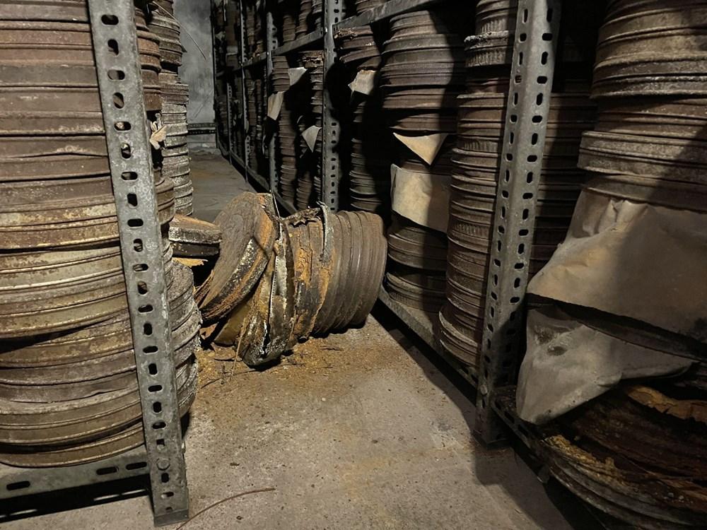Uluslararası Türk Sinema Film Arşivi tehlike altında - 4