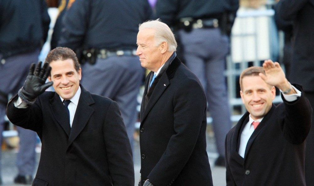 Joe Biden to his son: You got the addiction disease from my mother and me - 4