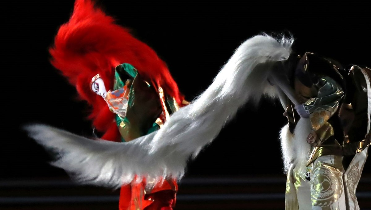 Japon geleneksel Kabuki tiyatrosu dünyaya açılıyor