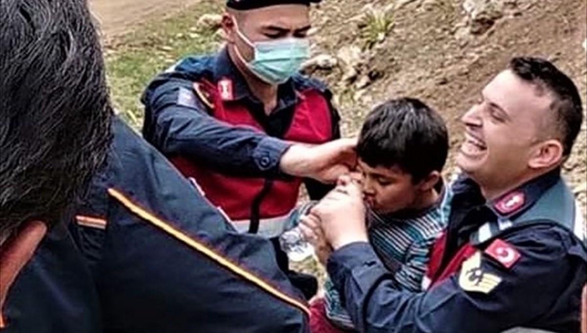 Burdur'da kaybolan otizmli çocuk bulundu