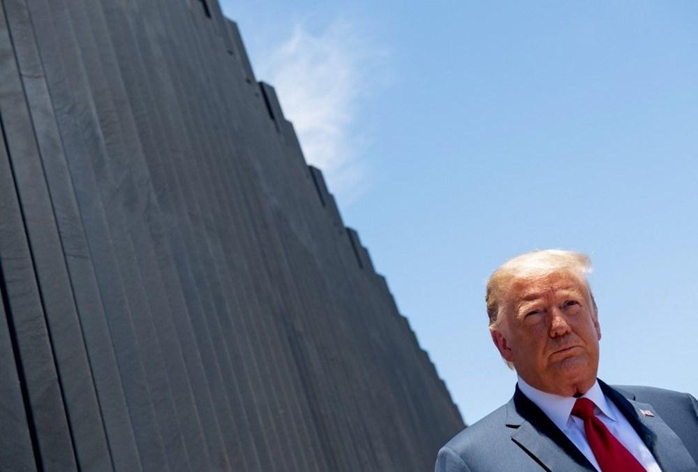 Trump, Meksika duvarını corona bütçesiyle finanse ediyor - 9