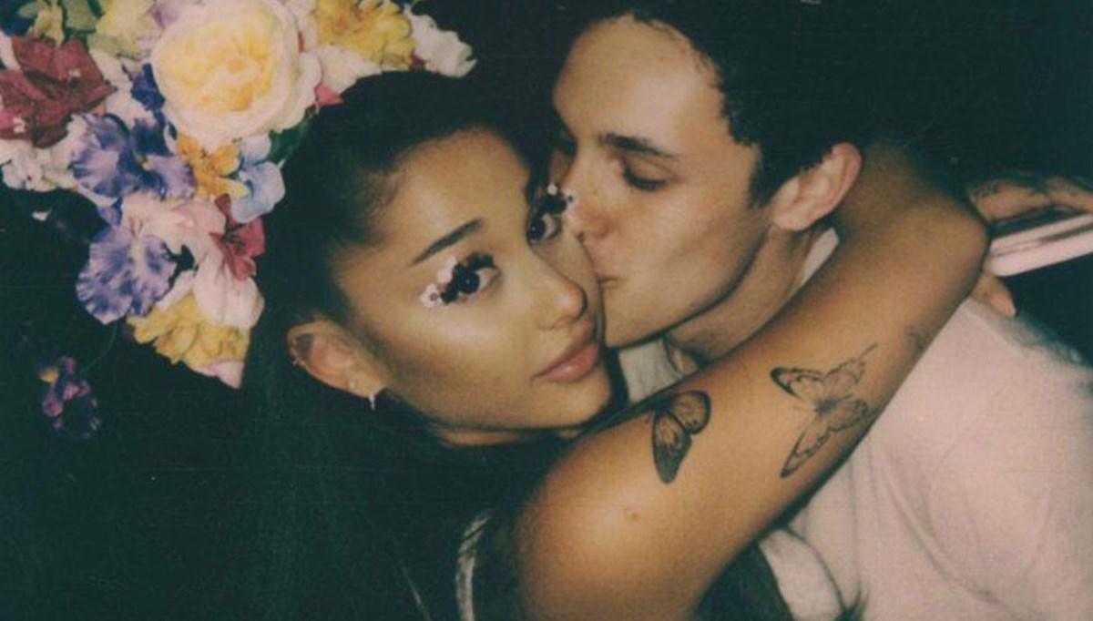 Ariana Grande sevgilisi Dalton Gomez ile nişanlandı