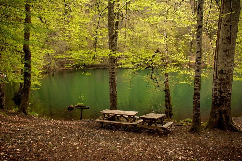 Türkiye'nin Milli Parkları (Türkiye'deki milli parkların listesi ve isimleri) - 13
