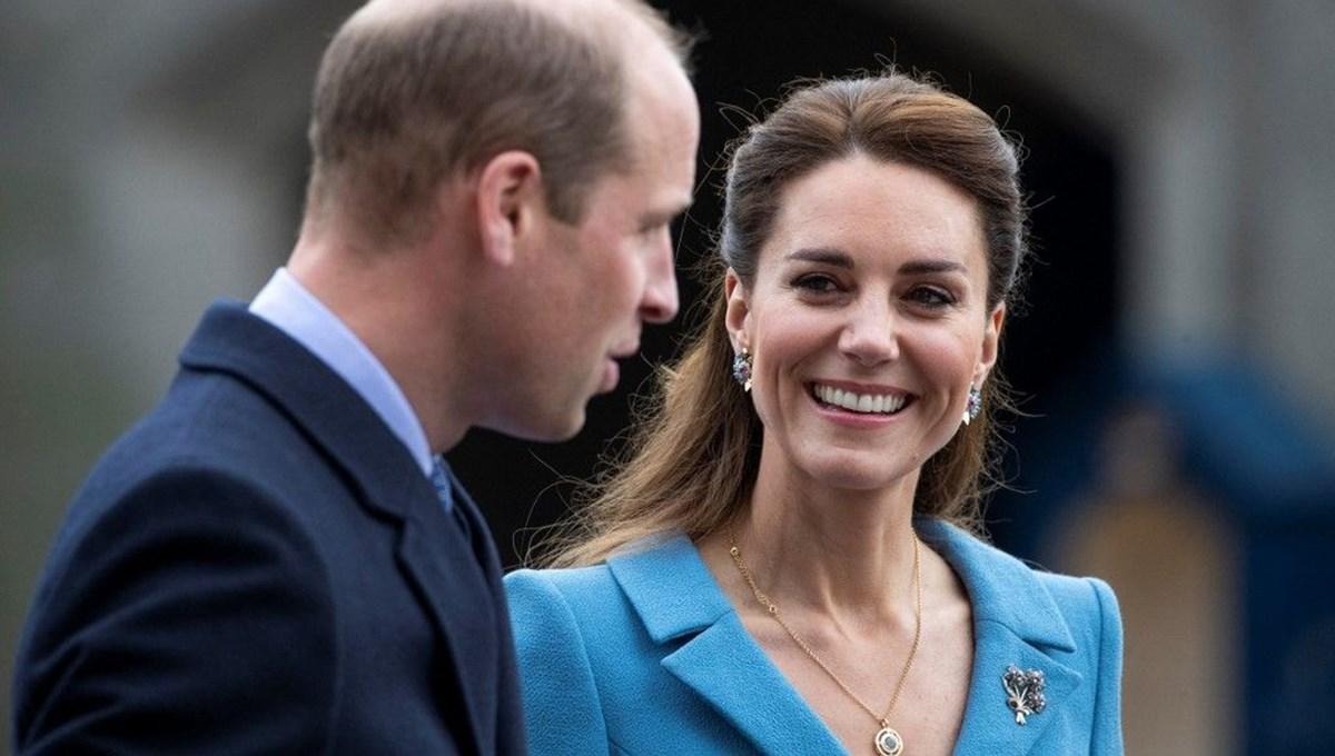Kate Middleton: Prens William'a Örümcek Adam kıyafeti alacağım