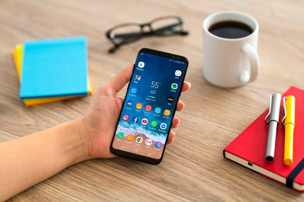 Android telefonların hepsi artık birer sismograf - 5