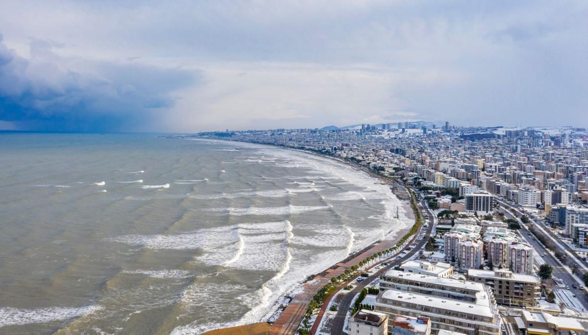 Karadeniz'in en çok 'mavi bayraklı' şehri Samsun