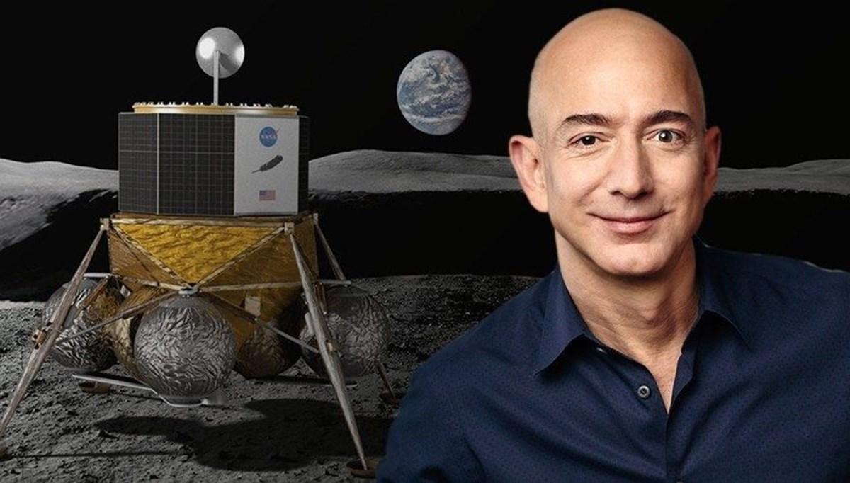 Jeff Bezos'tan 2,5 milyar dolarlık hisse satışı