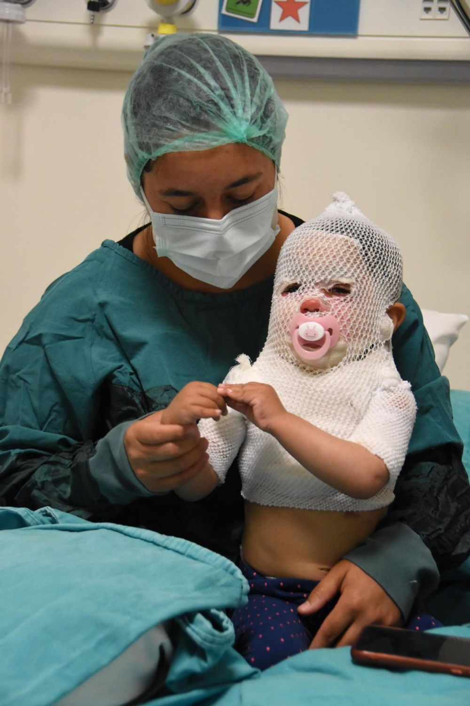 Beril bebekten iyi haber: Hayati tehlikesi yok - 3