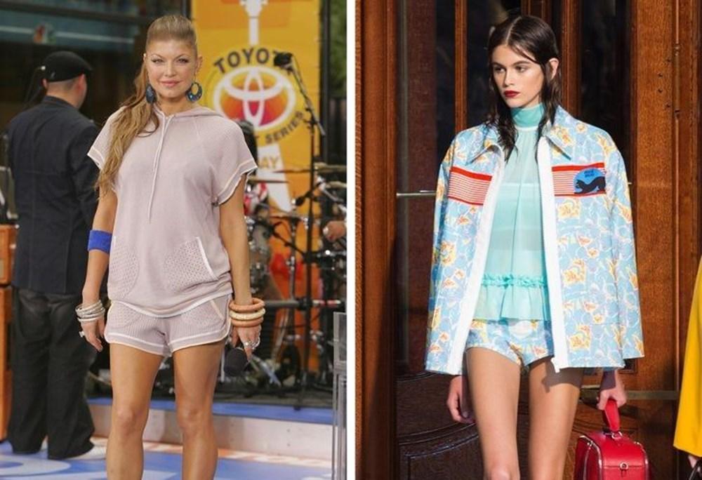 Yeniden moda olan 90'lar trendleri - 3