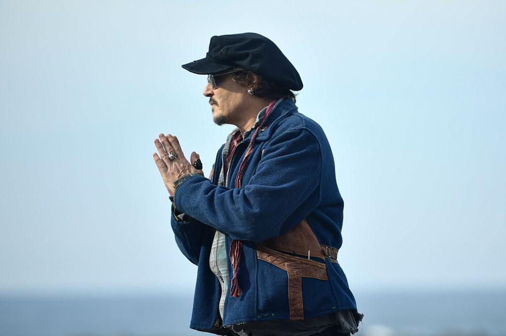 Johnny Depp: Jack Sparrow'un ruhunu canlı tutacağım - 3