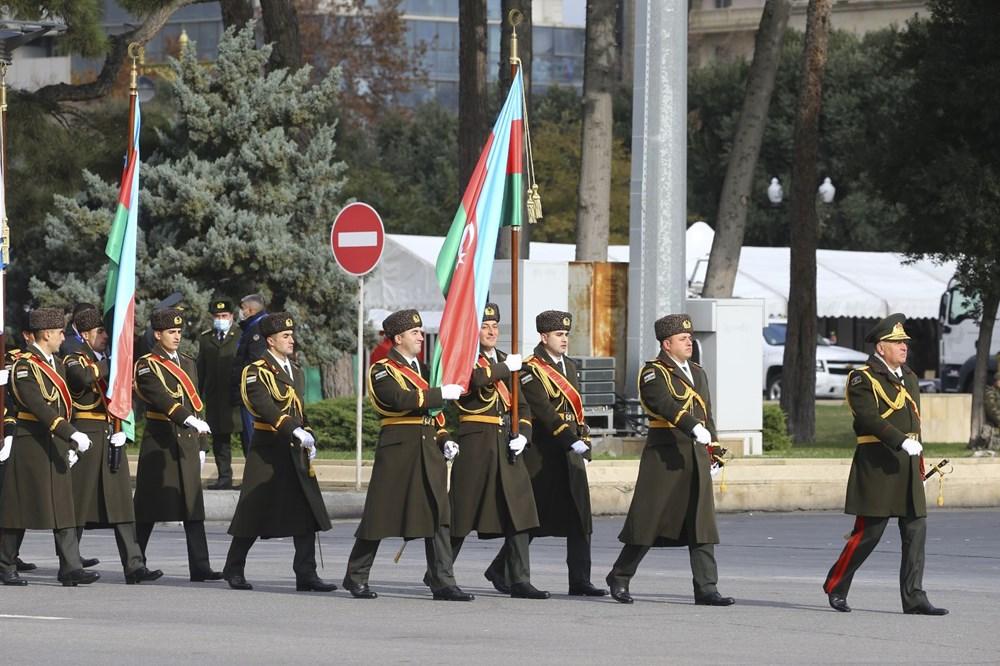 Bakü'de Karabağ zaferi kutlaması - 19