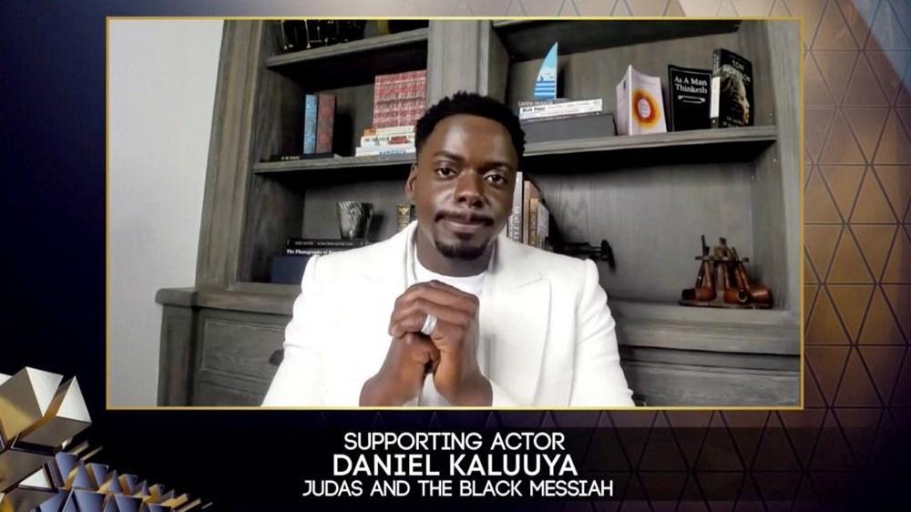 """Ən yaxşı köməkçi aktyor - Daniel Kaluuya, """"Judas And The Black Messiah"""""""