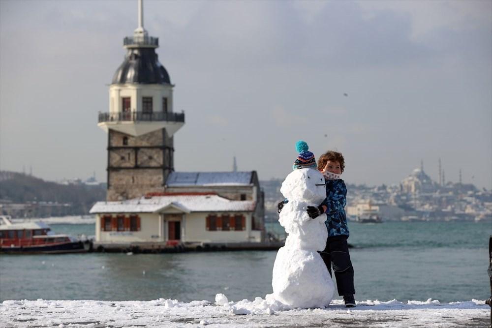 Kar altındaki Türkiye - 17