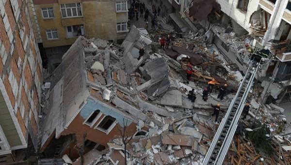 Bahçelievler'de 7 katlı bina neden çöktü?