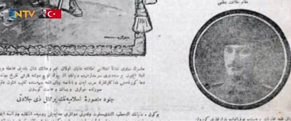 Mustafa Kemal'in gazetelerde yayınlanan ilk fotoğrafının hikayesi