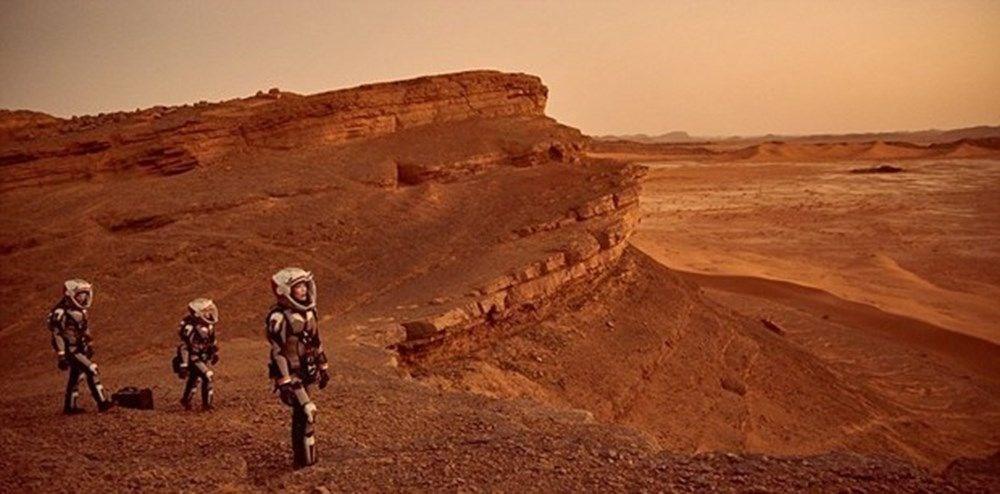 ABD'li bilim insanları açıkladı: Mars'ın tuzlu suyundan oksijen ve yakıt üretecek teknoloji geliştirildi - 5