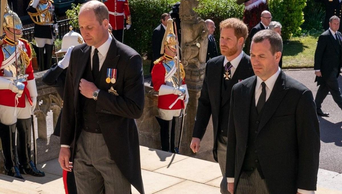 Prens Harry ve Prens William arasında iki saatlik görüşme
