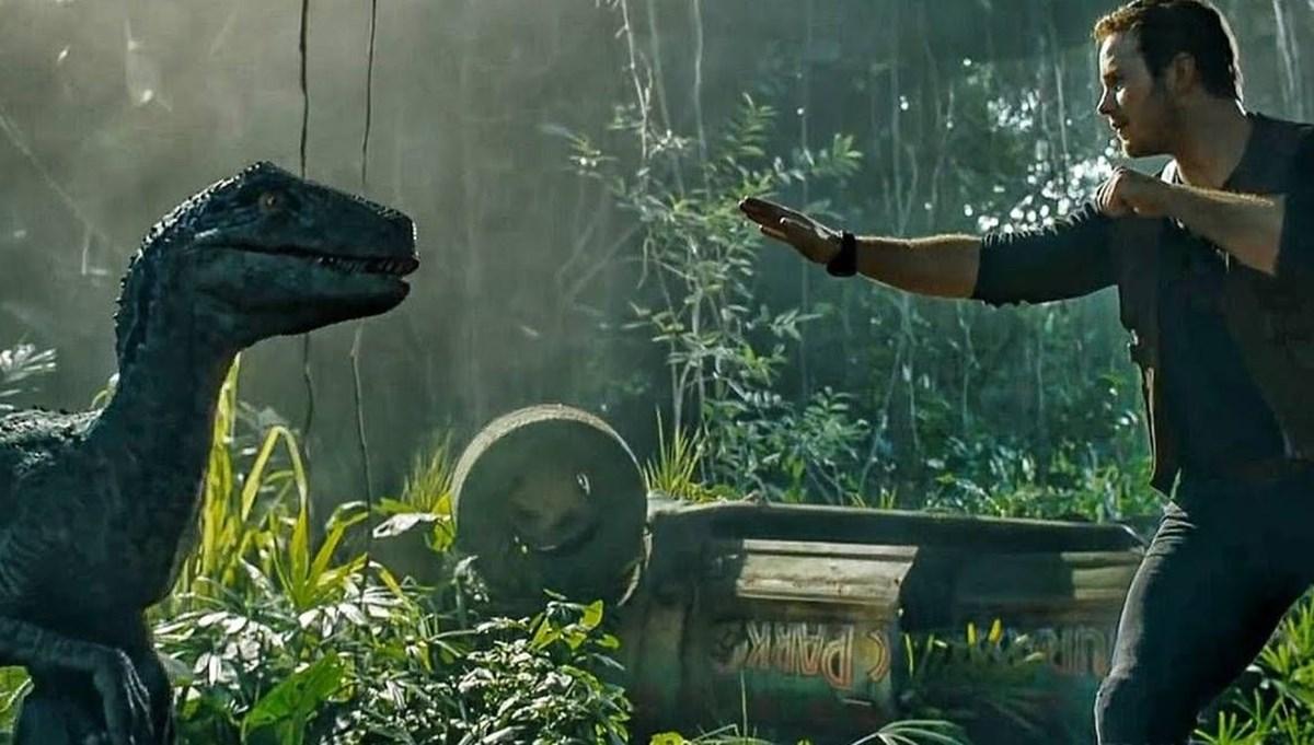 Jurassic World: Dominion'dan ilk tanıtım