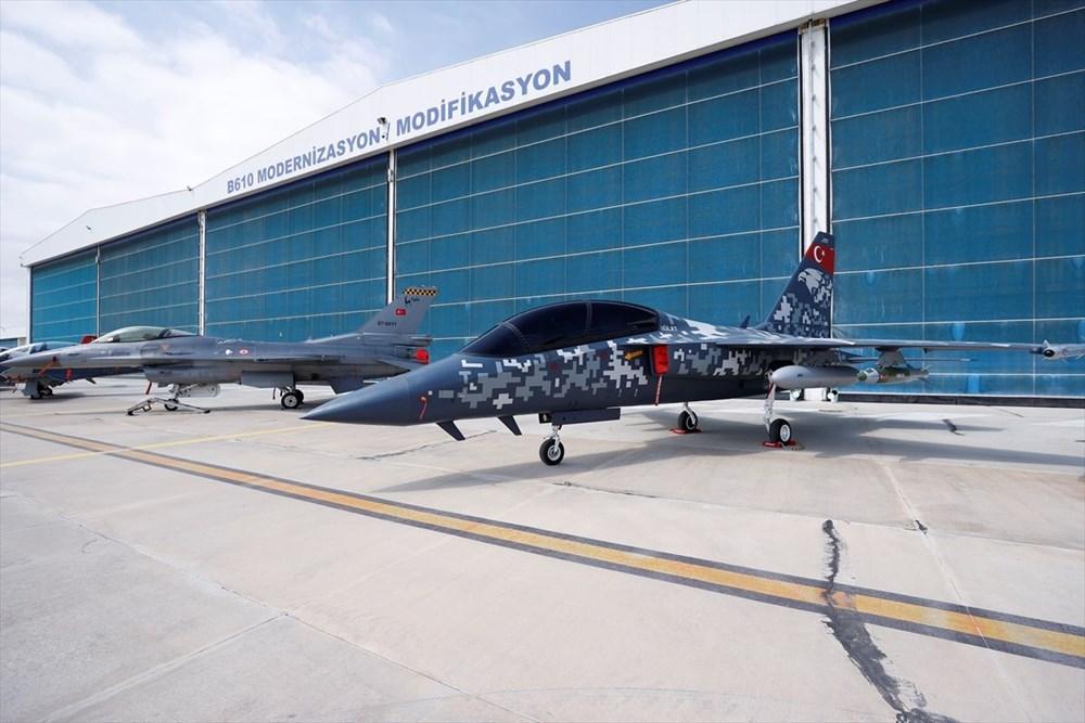 Jet eğitim uçağı Hürjet'te sona doğru - 7