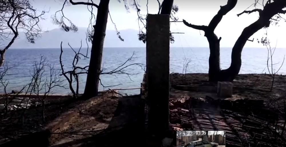 Akdeniz alev aldı: Yunanistan ve İtalya'da orman yangınları sürüyor - 48