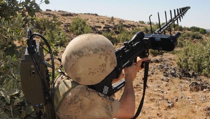 PKK'yayönelik 'Kıran-2 Ortak Operasyonu' başlatıldı