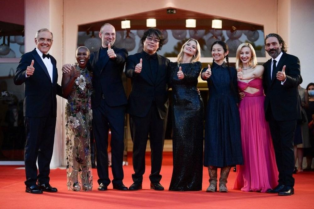 78. Venedik Film Festivali ödül gecesiyle sona erdi - 12