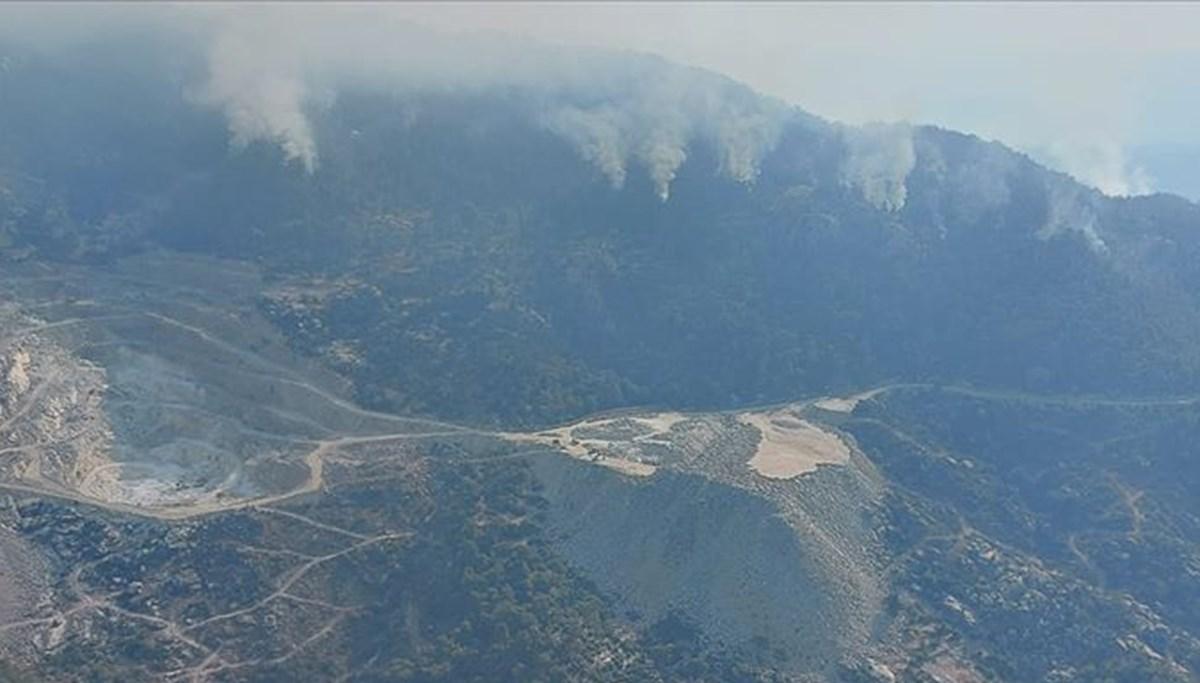 SON DAKİKA HABERİ: Aydın'daki orman yangınına tutuklama