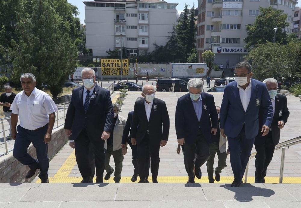 Yazar Adalet Ağaoğlu son yolculuğuna uğurlandı - 7