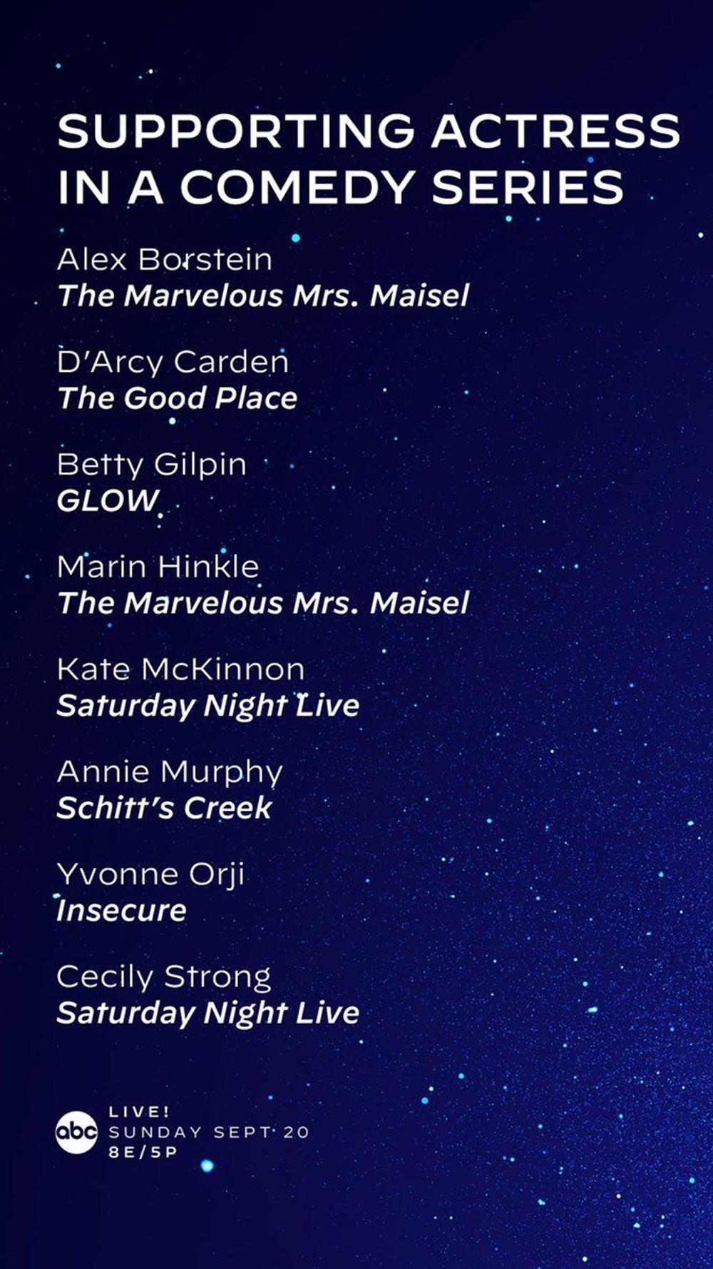 72. Emmy Ödülleri 2020 adayları belli oldu - 16