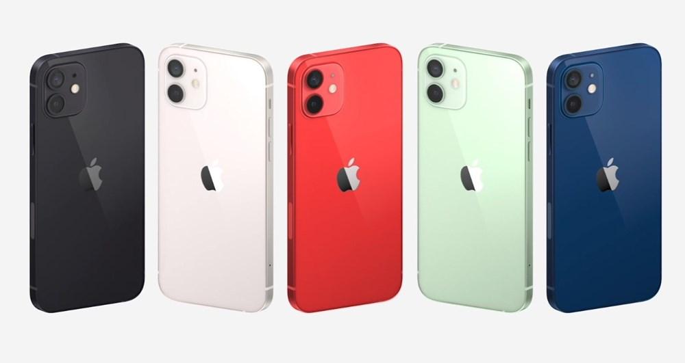 iPhone 12 tanıtıldı! İşte yeni iPhone'un özellikleri ve fiyatı - 7