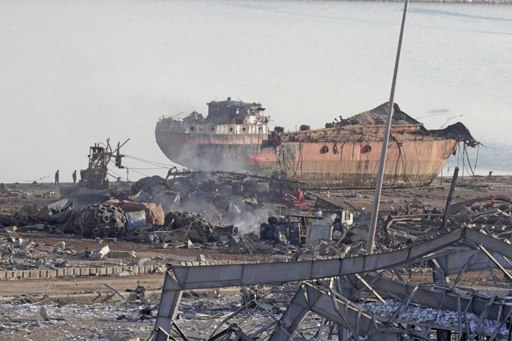 Beyrut'ta patlama: 100 kişi öldü, iki hafta OHAL ilan edildi - 9