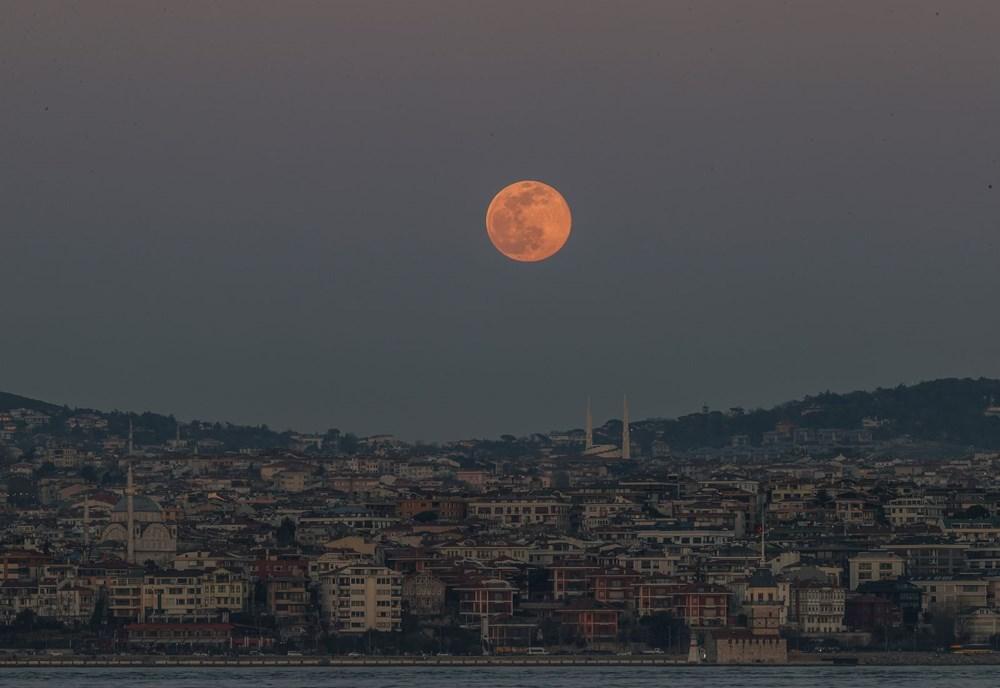 Yurttan 'Süper Solucan Ay' manzaraları - 23
