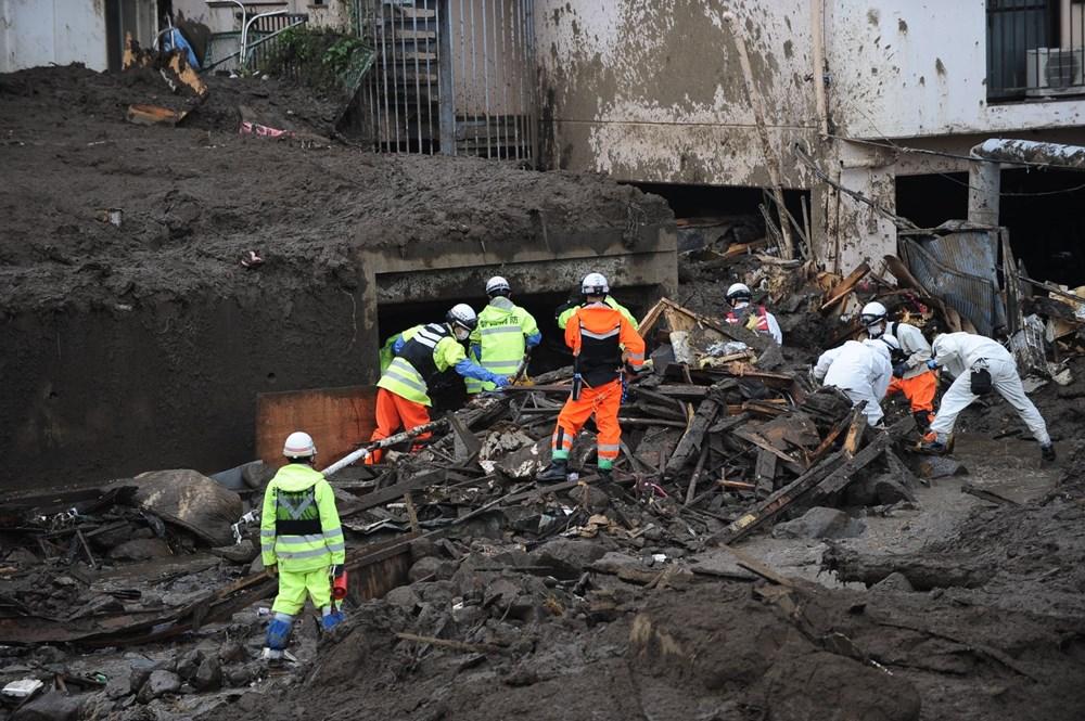 Japonya'daki sel felaketi: Ölü sayısı 7'ye yükseldi - 9