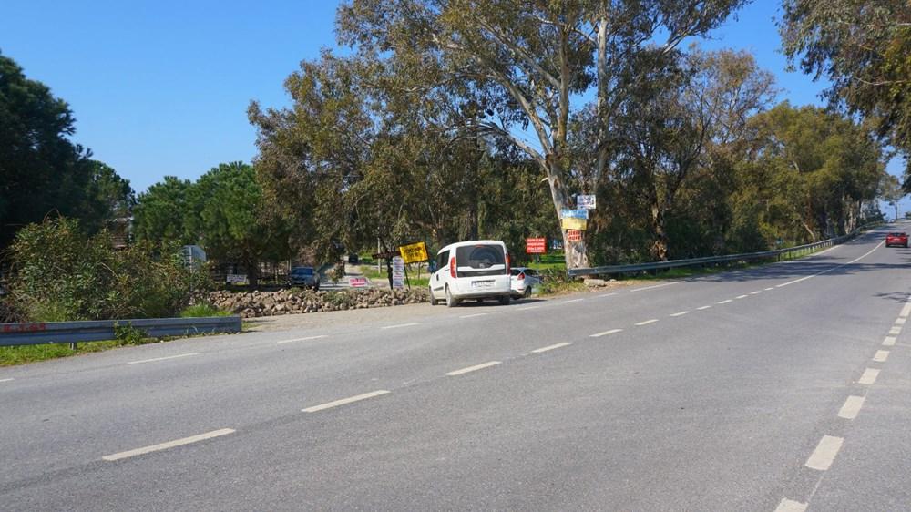 İzmir Foça'da her yolun sonu 'Mahmut' - 6