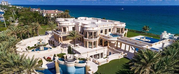 Ultra lüks villa satılıyor (159 milyon euro)
