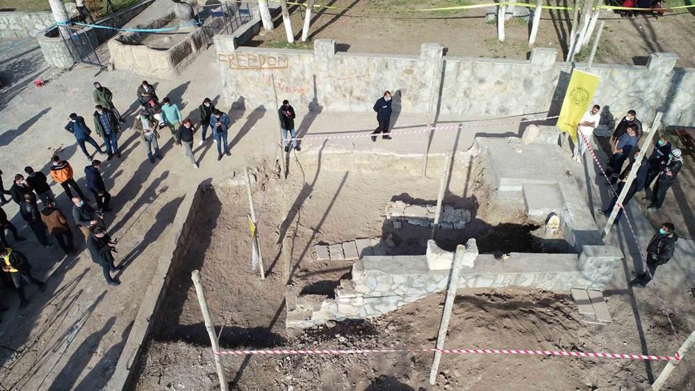 """""""Kılıçarslan'ın mezarının bulunmasında İbnü'l Ezrak, en önemli kaynak"""" - 6"""