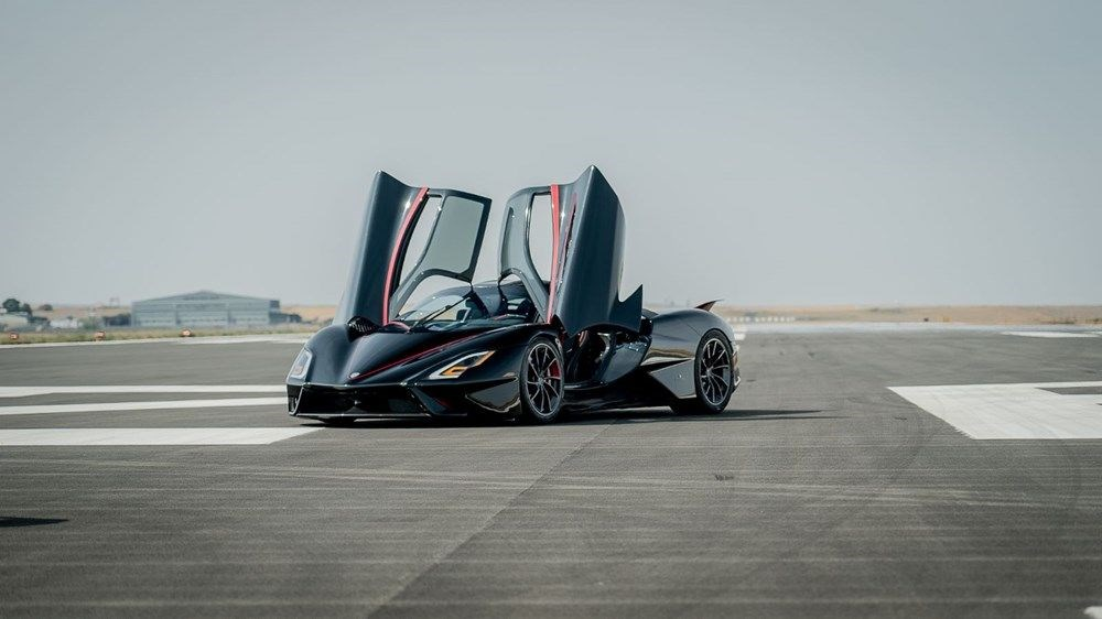 SSC Tuatara, 'Dünyanın en hızlı otomobili' olduğunu kanıtladı - 7