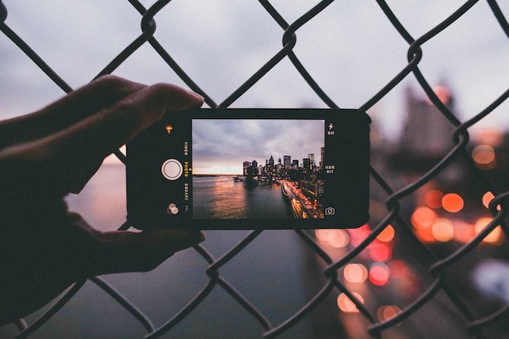 воздушной массой основы уличной фотографии на телефон улице